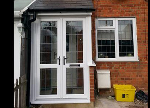 Porches in Southend on Sea Essex
