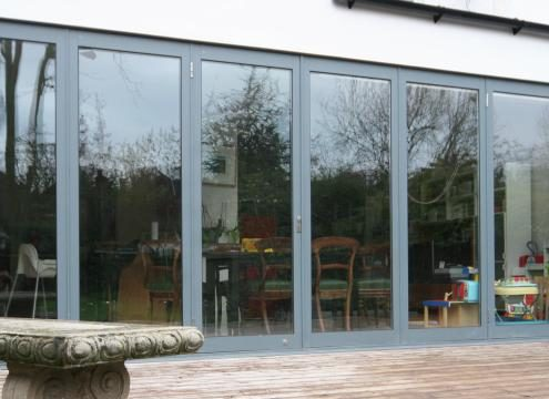 Bi-Fold Doors in Southend on Sea Essex