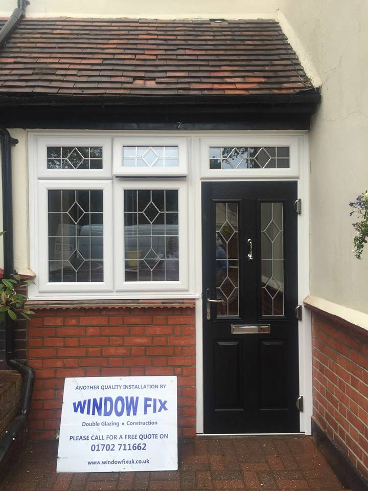 UPVC Front Doors Southend on Sea Essex